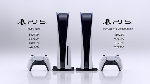 PS5 違い