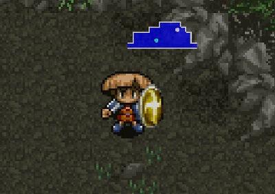 ラセン風魔の盾