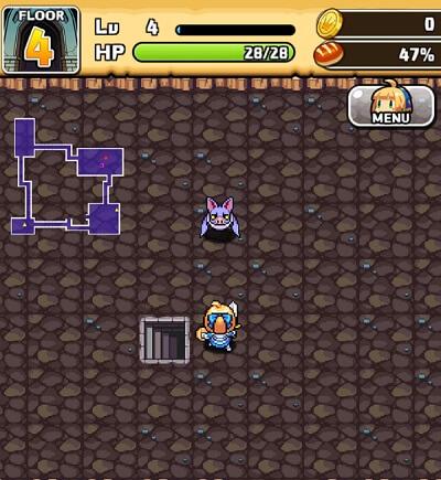 魔女の迷宮 モンスター