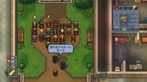 The Escapists 2 囚人