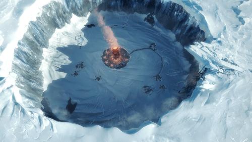 フロストパンク(Frostpunk) ゲーム画面