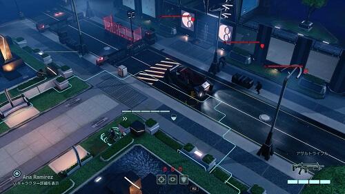 XCOM 2 戦闘画面